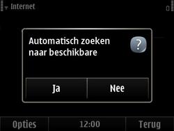 Nokia E6-00 - Internet - handmatig instellen - Stap 10