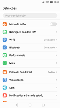 Huawei Mate 9 - Wi-Fi - Como ligar a uma rede Wi-Fi -  3
