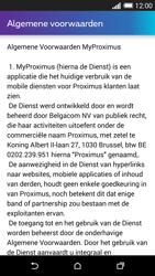 HTC One M8 - Applicaties - MyProximus - Stap 11