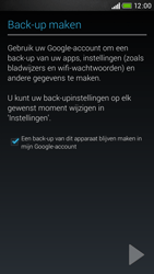 HTC Desire 601 - Applicaties - Account aanmaken - Stap 23