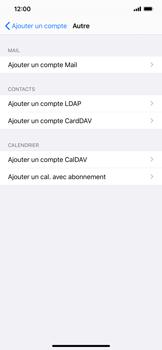 Apple iPhone XR - iOS 13 - E-mail - Configuration manuelle - Étape 6