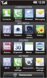 LG GC900 Viewty Smart - MMS - Manual configuration - Step 3