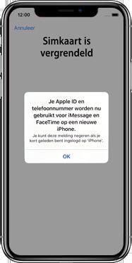 Apple iphone-xs-max-met-ios-13-model-a1921 - Instellingen aanpassen - Hoe gebruik ik de Automatisch inloggen-optie - Stap 21