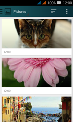 Huawei Y3 - MMS - Sending pictures - Step 15