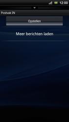 Sony Ericsson Xperia Neo V - E-mail - e-mail versturen - Stap 3