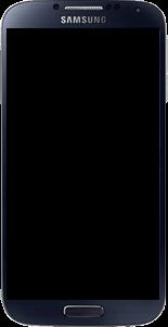 Samsung Galaxy S4 Mini - Premiers pas - Découvrir les touches principales - Étape 2