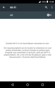 Alcatel Pixi 3 (8) - WiFi - Handmatig instellen - Stap 6