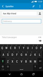 HTC One M8 - MMS - afbeeldingen verzenden - Stap 10