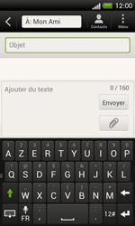HTC C525u One SV - MMS - envoi d'images - Étape 9