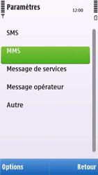 Nokia C6-00 - MMS - configuration manuelle - Étape 18