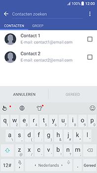 HTC U11 - E-mail - Bericht met attachment versturen - Stap 6