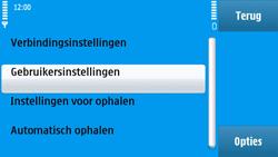 Nokia N97 - E-mail - e-mail instellen: POP3 - Stap 28