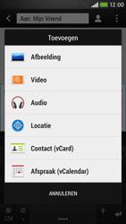 HTC Desire 601 - MMS - afbeeldingen verzenden - Stap 13