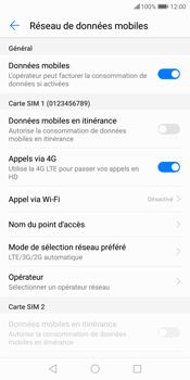 Huawei P Smart - Réseau - Changer mode réseau - Étape 6