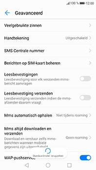 Huawei P10 Plus - MMS - probleem met ontvangen - Stap 8