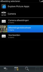 BlackBerry 9860 Torch - E-mail - hoe te versturen - Stap 10