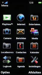 Sony Ericsson U1i Satio - Bellen - in het buitenland - Stap 3