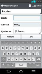 LG G2 - Internet - Navigation sur internet - Étape 10