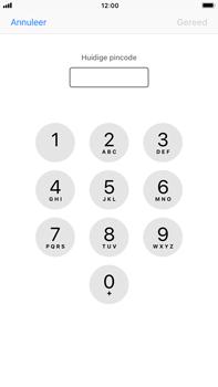 Apple iphone-7-plus-met-ios-11-model-a1784 - Beveiliging en ouderlijk toezicht - Hoe wijzig ik mijn SIM PIN-code - Stap 6