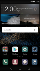 Huawei P8 - E-mail - Configurar Outlook.com - Paso 1