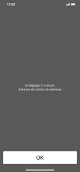 Apple iPhone XS Max - iOS 13 - SMS - Configuration manuelle - Étape 4