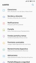 Samsung Galaxy S6 - Android Nougat - Internet - Activar o desactivar la conexión de datos - Paso 4