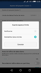 Huawei Y5 II - Internet - Ver uso de datos - Paso 10