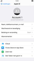 Apple iPhone 7 - iOS 13 - Toestel - stel