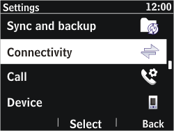 Nokia Asha 302 - Bluetooth - Pair with another device - Step 4