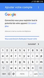 Samsung Galaxy J3 (2017) - E-mail - Configurer l