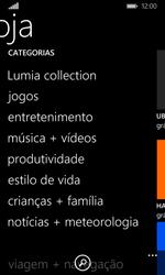 Microsoft Lumia 435 - Aplicações - Como pesquisar e instalar aplicações -  10