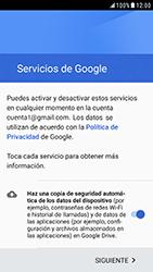 Samsung Galaxy S6 - Android Nougat - E-mail - Configurar Gmail - Paso 14