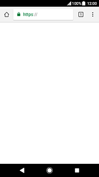Sony Xperia XA2 Ultra - Internet et connexion - Naviguer sur internet - Étape 6