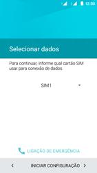 Motorola Moto E (2ª Geração) - Primeiros passos - Como ativar seu aparelho - Etapa 11