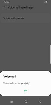 Samsung galaxy-s8-sm-g950f-android-pie - Voicemail - Handmatig instellen - Stap 12