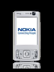 Nokia N95 - Internet - Overzicht mogelijkheden - Stap 5