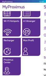 Microsoft Lumia 435 - Applications - MyProximus - Étape 20