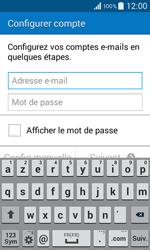 Samsung G355 Galaxy Core 2 - E-mail - Configuration manuelle - Étape 5