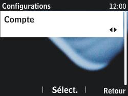 Nokia Asha 201 - MMS - Configuration automatique - Étape 11