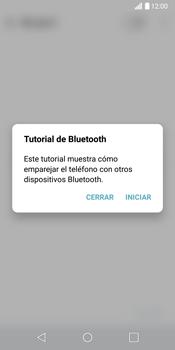 LG G6 - Bluetooth - Conectar dispositivos a través de Bluetooth - Paso 4