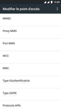 OnePlus 3 - Mms - Configuration manuelle - Étape 12