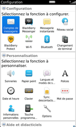 BlackBerry 9860 Torch - E-mail - Configuration manuelle - Étape 4