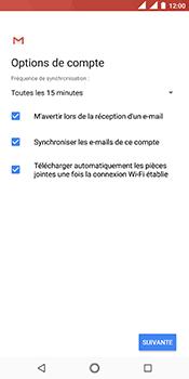 Nokia 5.1 - E-mail - Configuration manuelle (outlook) - Étape 10