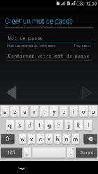 Sony Xperia E4g - Premiers pas - Créer un compte - Étape 16