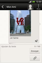 HTC A320e Desire C - MMS - envoi d'images - Étape 14