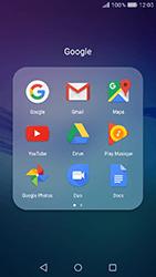Huawei Y6 (2017) - E-mail - Configuration manuelle (gmail) - Étape 3