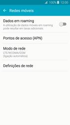 Samsung Galaxy J3 (2016) - Internet no telemóvel - Como ativar 4G -  7