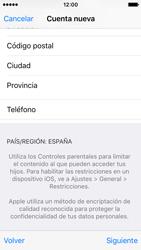 Apple iPhone SE - Aplicaciones - Tienda de aplicaciones - Paso 24