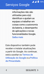Wiko Sunny DS - Primeiros passos - Como ligar o telemóvel pela primeira vez -  21