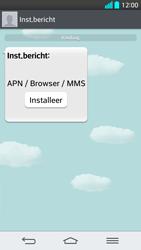 LG G2 - Internet - Automatisch instellen - Stap 5